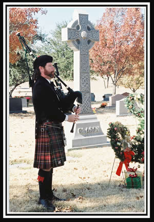 Bagpipe Services For Funerals